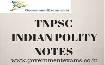 TNPSC Indian Polity Notes - Important Study Material PDF Free Download
