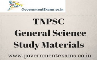 TNPSC General Science Study Materials | Tamil & English Medium Notes