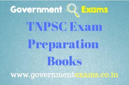 TNPSC Exam Preparation Books
