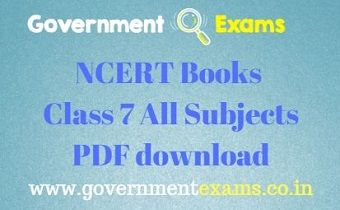 NCERT Books Class 7 | CBSE 7th All subjects Books PDF Download