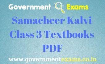 Class 3 Books