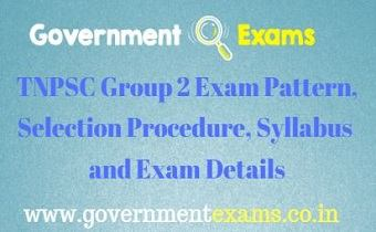 TNPSC Group 2 Exam