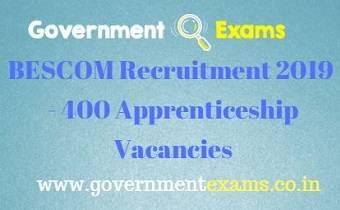 BESCOM Recruitment 2019