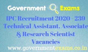 Indian Pharmacopoeia Commission Recruitment 2020